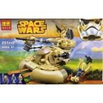 Bela 10371 Space Wars 251PCS