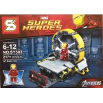 Sy 303 Super Heroes Iron Man