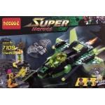 Decool 7109 Super Heroes Super Jumper 174PCS