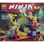 Bela 10316 Ninja Thunder Swordsman 94PCS