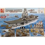Sluban 0562 Plan Liaoning 1001PCS