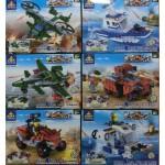 Kazi 88021 Military War
