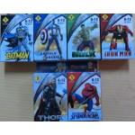 Sltoys 8921 Minions/Batman/Ironman/Thor/Spider-man