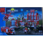 Enlighten 911 Fire Rescue 980PCS