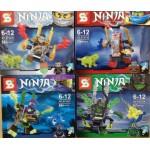 Sy 233 Ninja Thunder Swordsman