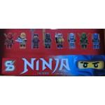 Sy 282 Ninja Thunder Swordsman