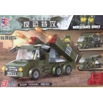 Fengdi Toys 11061 Military Unit 230PCS