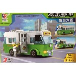 Fengdi Toys 63001 Happy City