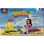 Kazi 81105 Summer Beach 46PCS