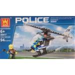 Wange 26017 Police Helicopter