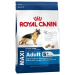 Royal Canin Maxi Adult +5 ชนิดเม็ด สำหรับสุนัขโต พันธุ์ใหญ่ 15 kg