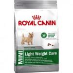 Royal Canin Mini Light Weight Care ชนิดเม็ดสำหรับสุนัขโต พันธุ์เล็ก 2 kg
