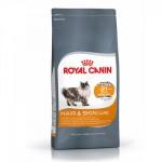 Royal Canin Hair & Skin care สำหรับแมวโตบำรุงขนและผิวหนัง ชนิดเม็ด 400 กรัม
