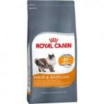 Royal Canin Hair & Skin care สำหรับแมวโตบำรุงขนและผิวหนัง ชนิดเม็ด 2 kg