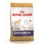 Royal Canin Chihuahua Junior ชนิดเม็ด สำหรับลูกสุนัขพันธุ์ชิวาวา ช่วงหย่านม - 8 เดือน 500 กรัม