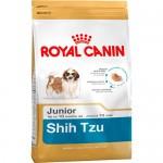 Royal Canin Shih Tzu Junior 28 ชนิดเม็ด สำหรับลูกสุนัขพันธุ์ ชิสุห์ หลังหย่านมถึงอายุ 10 เดือน 1.5 kg