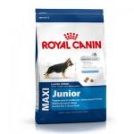 Royal Canin Maxi Junior ชนิดเม็ด สำหรับลูกสุนัข พันธุ์ใหญ่ 15 kg