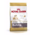 Royal Canin Bulldog Junior ชนิดเม็ด สำหรับลูกสุนัขพันธุ์บลูด็อก 12 kg