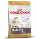 Royal Canin Bulldog Junior ชนิดเม็ด สำหรับลูกสุนัขพันธุ์บลูด็อก 3 kg