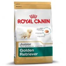 Royal Canin Golden Retriever Junior ชนิดเม็ด สำหรับลูกสุนัขพันธุ์พันธุ์โกลเด้น รีทรีฟเวอร์ 2 - 15 เดือน 12kg
