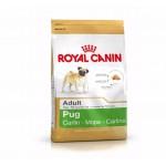 Royal Canin Pug Adult ชนิดเม็ด สำหรับสุนัขพันธุ์ปั๊ก 10 เดือนขึ้นไป 1.5 kg