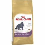 Royal Canin British Shorthair Adult สูตรเฉพาะสำหรับแมวสายพันธุ์บริติช ชอร์ตแฮร์ ชนิดเม็ด 10 kg