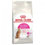 Royal Canin Exigent 42 Protein Preference สำหรับแมวที่กินอาหารยาก เลือกกิน (ชอบความอิ่มท้อง) ชนิดเม็ด 2 kg
