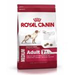 Royal Canin Medium Adult 7+ ชนิดเม็ด สำหรับสุนัขโต พันธุ์ขนาดกลาง 10 kg