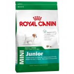 Royal Canin Mini Junior ชนิดเม็ด สำหรับลูกสุนัข พันธุ์เล็ก 4 เดือนถึง 10 เดือน 2 kg
