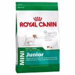 Royal Canin Mini Junior ชนิดเม็ด สำหรับลูกสุนัข พันธุ์เล็ก 4 เดือนถึง 10 เดือน 4 kg