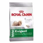 Royal Canin Mini Exigent ชนิดเม็ด สำหรับสุนัขโตสายพันธุ์เล็ก อายุ 10 เดือนขึ้นไปที่มีนิสัยเลือกทาน 800 กรัม