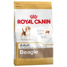 Royal Canin Beagle Adult ชนิดเม็ด สำหรับสุนัขสายพันธุ์บีเกิ้ล อายุ 10 เดือนขึ้นไป 12 kg
