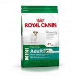 Royal Canin Mini Adult 8+ ชนิดเม็ด สำหรับสุนัขอายุ 8 ปีขึ้นไป 2 kg