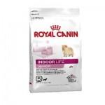 Royal Canin Mini INDOOR LIFE Junior ชนิดเม็ด สำหรับลูกสุนัขพันธุ์เล็กที่เลี้ยงในบ้าน อายุไม่เกิน 10 เดือน 1.5 kg