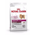 Royal Canin INDOOR LIFE Senior ชนิดเม็ด สำหรับสุนัขพันธุ์เล็กสูงวัยที่เลี้ยงในบ้าน อายุ 8 ปีไป 500 กรัม