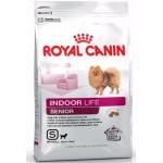 Royal Canin INDOOR LIFE Senior ชนิดเม็ด สำหรับสุนัขพันธุ์เล็กสูงวัยที่เลี้ยงในบ้าน อายุ 8 ปีไป 1.5 kg