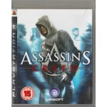 PS3: Assassins Creed (Z2)