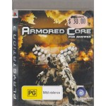 PS3: Armored Core For Answer (Z4)