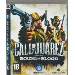 PS3: Call of Juarez Bound in Blood (Z2)