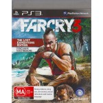 PS3: Farcry 3 (Z4)