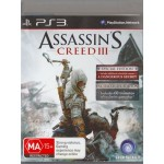 PS3: Assassin's Creed III (Z4)