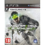 PS3: Tom Clancy's Splinter Cell Blacklist (Z2)