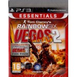 PS3: Essentials Tom Clancy's Rainbow Six Vegas 2 Complete Edition (Z2)