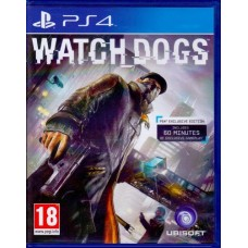 PS4: Watch dogs