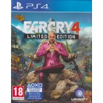 PS4: FAR CRY 4 LIMITED EDITION  (Z2)