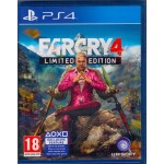 PS4: FARCAY 4 LIMITED EDITION (Z2)