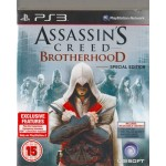 PS3: Assassins Creed Brotherhood Special Edition (Z2)