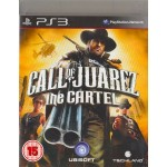 PS3: Call of Juarez the Cartel (Z2)