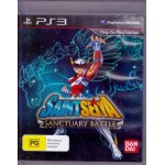 PS3: Saint Seiya
