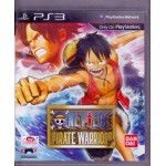 PS3: One Piece Pirate Warriors